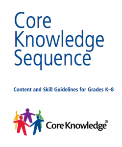 Core Knowledge Sequence Free Download