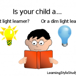 Learning Style Lighting Preferences