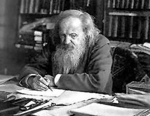 image of mendeleev